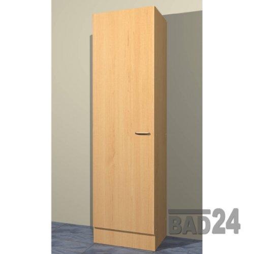 Küche-Seitenschrank/ Mehrzweckschrank 50x50 Start Melamin Buche/Buche