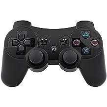 Manette de jeu pour PS3 sans fil noire générique Playstation 3 + câble de chargement - game story (vendeur français)