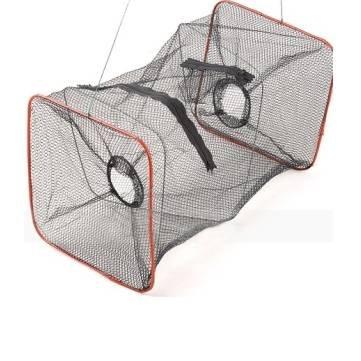 Faltbare Zips-One Crab Minnow Crawdad Garnele-Fischer Trap-Cast Net -