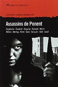 Assassins de Ponent par Ramona Sole