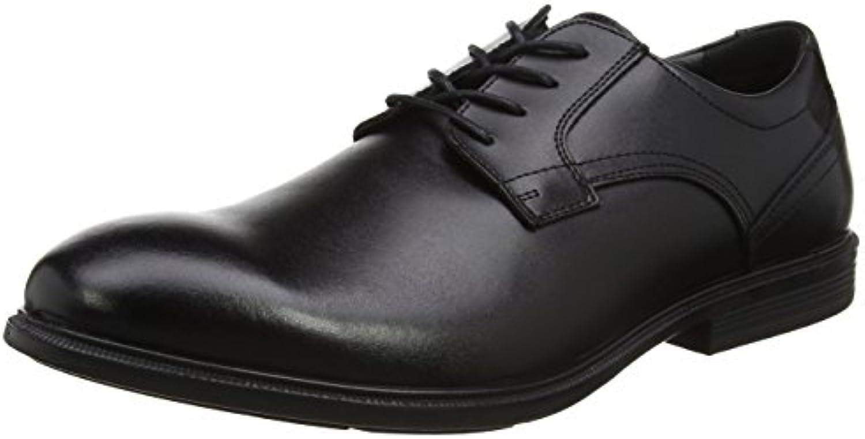 Hush Puppies Durban Mainstreet, Zapatos de Cordones Derby para Hombre -