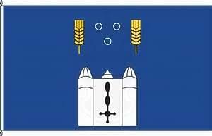 Königsbanner Kleinflagge Wollmerath - 40 x 60cm - Flagge und Fahne