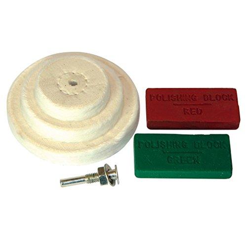 silverline-153203-polierscheiben-6-tlg-satz-50-75-100-mm