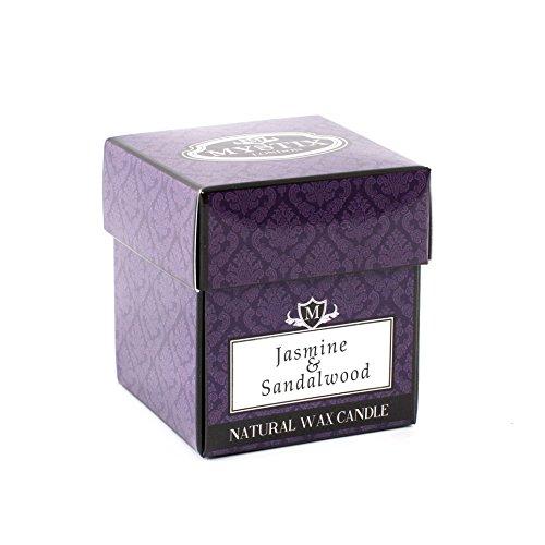 Mystix London | Jasmin et bois de santal Bougie parfumée X 5