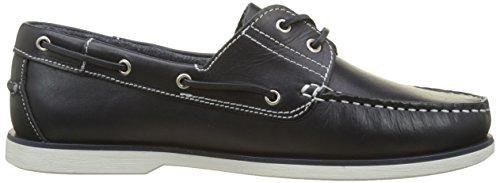 Lumberjack Herren Navigator Bootsportschuhe Blu (Navy Bluewhite)