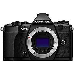 "Olympus E-M5 Mark II Appareil photo hybride Ecran LCD 3"" (7,62 cm) 16,1 Mpix Noir"
