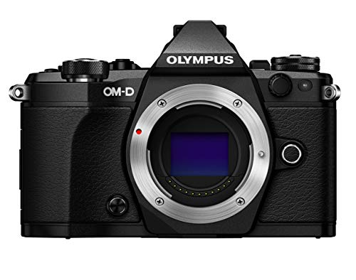 Olympus OM-D E-M5 Mark II (Body) Black