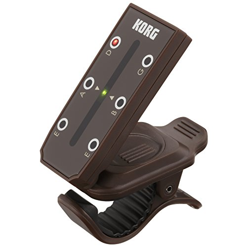 KORG Headtune HTG-2, Clip-On Stimmgerät / Tuner für Gitarre