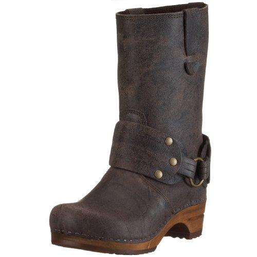 Sanita - Stivali senza chiusura , marrone (Braun (Brown3)), 37