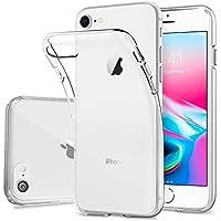 Hülle für iPhone 8 iPhone 7, FayTun Handyhülle für iPhone 7 iPhone 8- Crystal Clear Ultra Dünn Durchsichtige Silikon Schutzhülle TPU Case für iPhone 7/iPhone 8 (4.7 Zoll, Transparent)