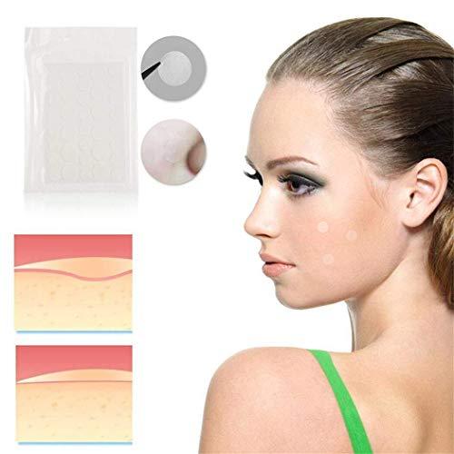 Productos para el Cuidado Facial Parche de Tratamiento Natural for el acné Eliminar Parches de Puntos Negros Dedicado a tratamientos faciales Femeninos