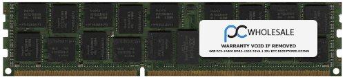 Dell 8 GB PC3-10600 DDR3-1333 2Rx4 1,35 V ECC RDIMM registriert für Dell (Dell Teilenummer# SNPP9RN2C/8 G) -