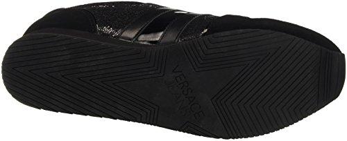 Versace Jeans Ee0vobsb1, Scarpe Indoor Multisport Donna Nero