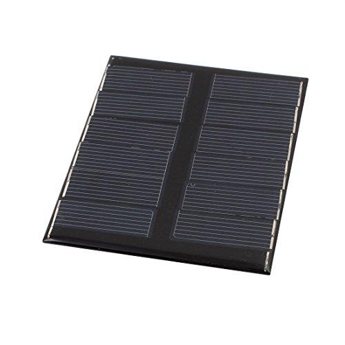 descripciones:  panel solar encapsulado de alta eficiencia, que proporciona suficiente energía para bricolaje  potencia pequeños motores u otras cargas; dispositivos perfectos para el proyecto de ciencias  tamaño portátil, compacto y elegante con car...