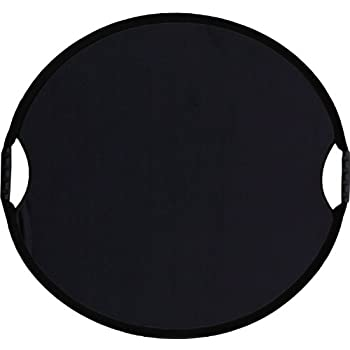Sunbouncer Sun-Mover Black-Hole  schwarz - Rückseite matt schwarz (nahtlos)