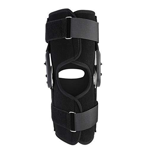TOOGOO XL Knie Bandage Verstellbare Schmerzen Gelenk Bandage Knie Bandage Gelenk Orthese B?Nder Sport Verletzung Schiene Sport Knie SchüTzer