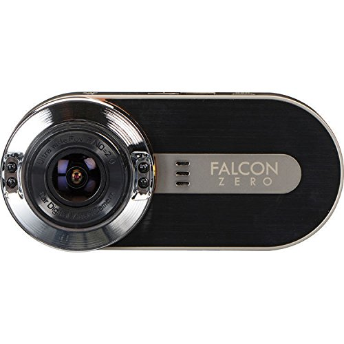 FalconZero F170HD+ GPS DashCam 1080P 170° Viewing Angle 32GB microSD Card Included...