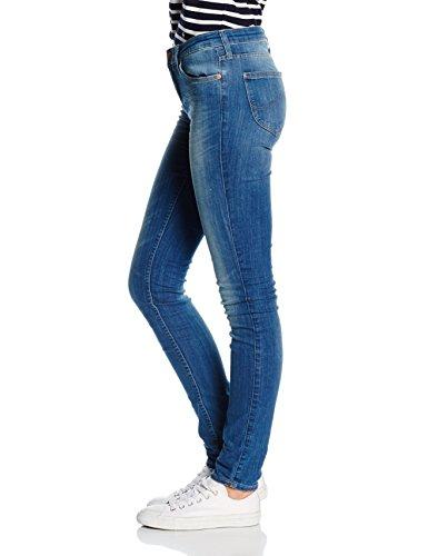Lee Damen Skinny Jeans Scarlett Blau (Blizzard Blue CF)