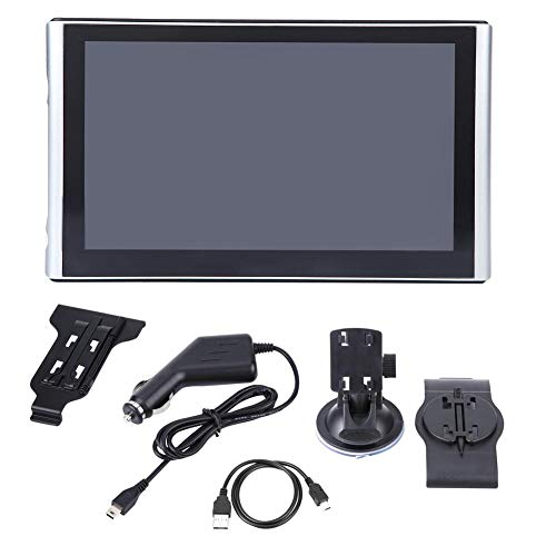 EBTOOLS Navegador GPS de pantalla táctil, navegador portátil de 7 pulgadas HD...
