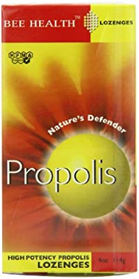 Bee Health Propolis Lozenges 114 g Pack of 2 from Bee Health