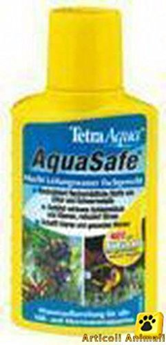 TETRA AQUASAFE 250ml. (Neutralizza Metalli Pesanti)