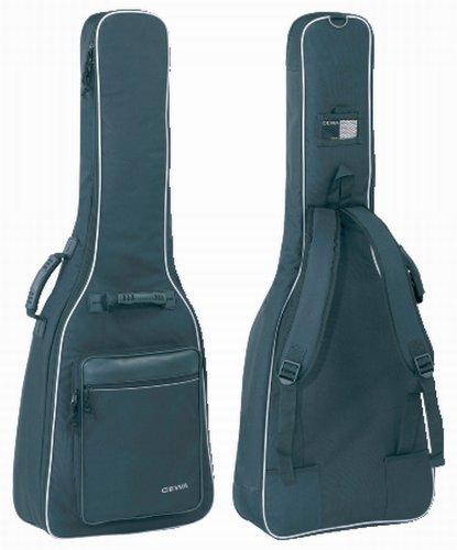 GEWA GigBag für Westerngitarren, reißfest und wassergeschützt, 12 mm High Density Polsterung