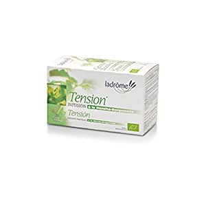 Ladrome Infusion Tension Menthe Bergamote 20 sachets 30g