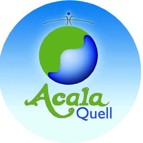 Filtre à eau AcalaQuell One   carafe blanche   Très haute performance de filtration   Cartouche filtrante multi-couche   Technologie de PI  filtre éponge   Système de filtration d'eau selon des principes naturels   Résultat de recherches et dével