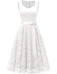 Suchergebnis Auf Amazon De Fur Rockabilly Kleid Weiss Hochzeit