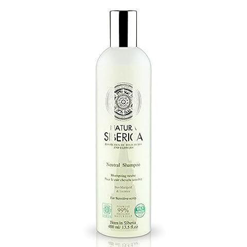 Natura Siberica Neutral Shampoo for Sensitive Scalp 400ml