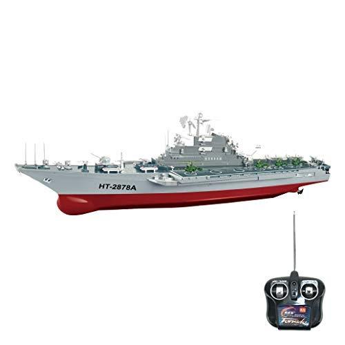 efaso 40 MHz RC Boot Kriegsschiff HT-2878A - 1:275 Flugzeugträger Minsk