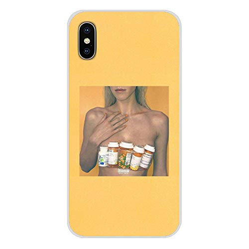 Handy-Shell-Fall Hippie Ästhetik gelb-Muster für iPhone X XR XS MAX 4 4S 5 5S 5C SE 6 6S 7 8 Plus ipod Touch 5 6-in Hälfte, Bilder 7, für iPhone 8 Plus (Billige Lustige Iphone 4s Fällen)