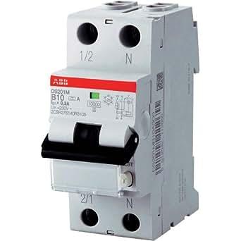 ABB RCD fi de Safety Switch ABB DS201C16A