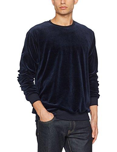 Trigema Herren 654501 Pullover, Blau (Navy 046), X-Large