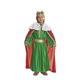 Disfraz de Rey Mago Verde para bebé y niño