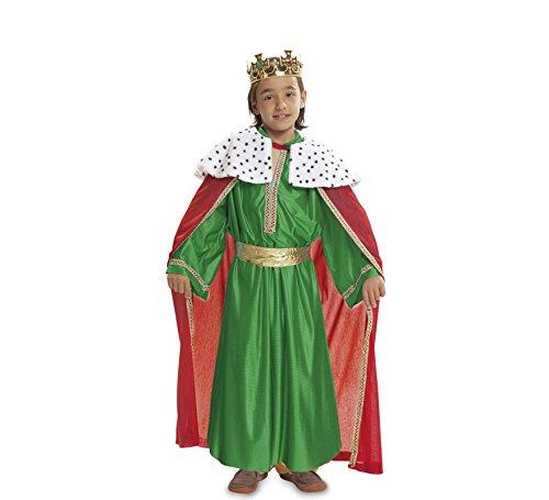 Imagen de viving  disfraz rey mago verde5 6 años