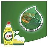 Fairy Zitrone Ultra Konzentrat Hand-Geschirrspülmittel, 10er Pack (10 x 450 g) für Fairy Zitrone Ultra Konzentrat Hand-Geschirrspülmittel, 10er Pack (10 x 450 g)