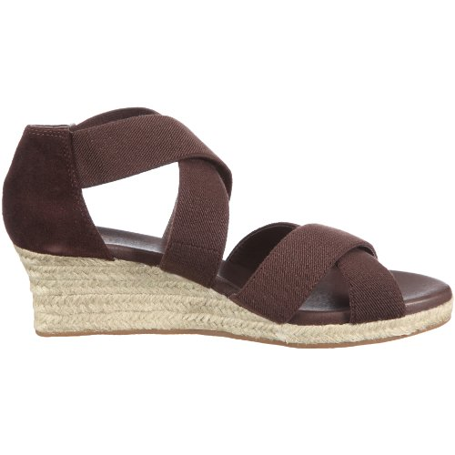 Flip Flop Bandol 20149, Sandales femme marron/chocolate brown