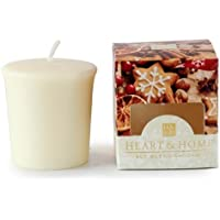 Heart & Home - Home Fragrance Scented Candle Sugar & Spice: Scented Candle Sugar & Spice