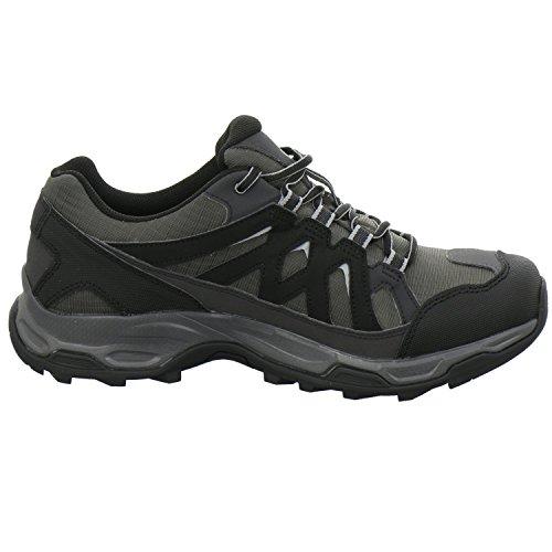Salomon Herren L39356900 Trail Running Schuhe Grau