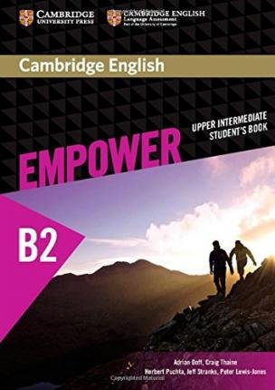 [(Cambridge English Empower Upper Intermediate Student's Book: Upper intermediate student's book)] [Author: Adrian Doff] published on (March, 2015)