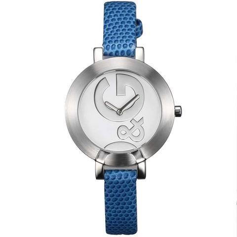 Orologio d&g donna dolce & gabbana hoopla blu dw0598