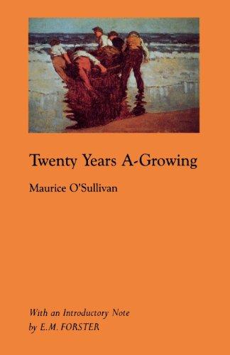 Twenty Years A-Growing (English Edition)