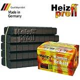 25 kg - calentador de chimenea profesional briquetas (0,49 Euro/kg)
