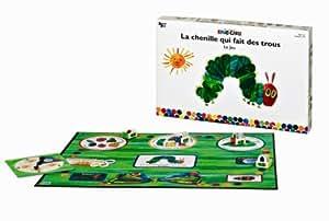 University Games - Jeux Éducatifs  - 8264 - La Chenille Qui Fait Des Trous Le Jeu