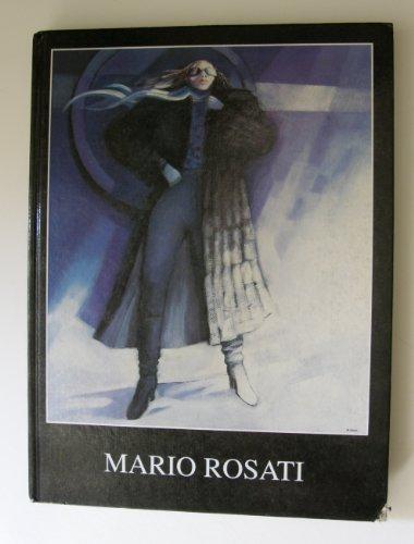 MARIO ROSATI - pittore - l'uomo come microcosmo 1985-1995