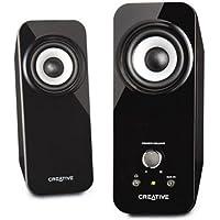 Creative Inspire T12 2.0 Lautsprecher schwarz