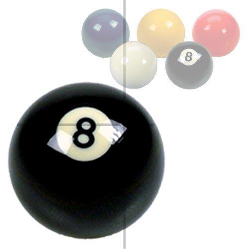"Negro sin 8 Ball 2¼"""