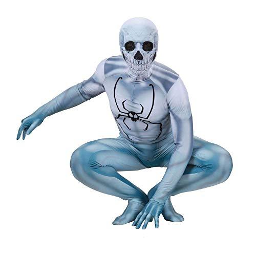 SHANGN Thema Party Variation Spider-Man Kind Erwachsenenfilm Cosplay | 3D-Druck Spandex Dress Up Bodysuit,Adult-XL