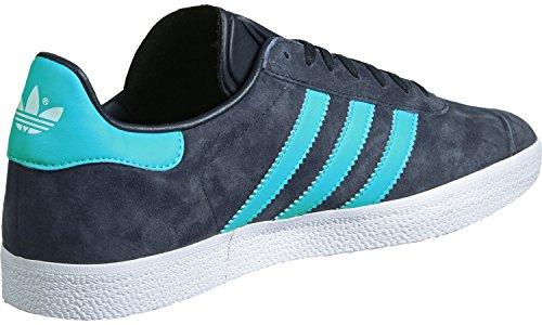 reputable site 3285c db80d adidas Herren Gazelle Sneaker Blau (Legend InkEnergy BlueFootwear White)  ...